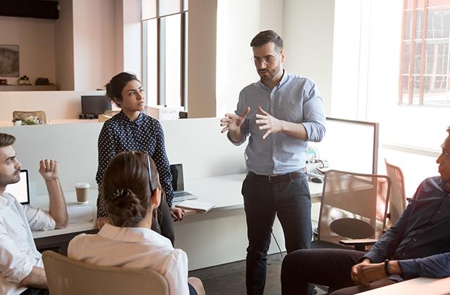 Strategieentwicklung im Change Management